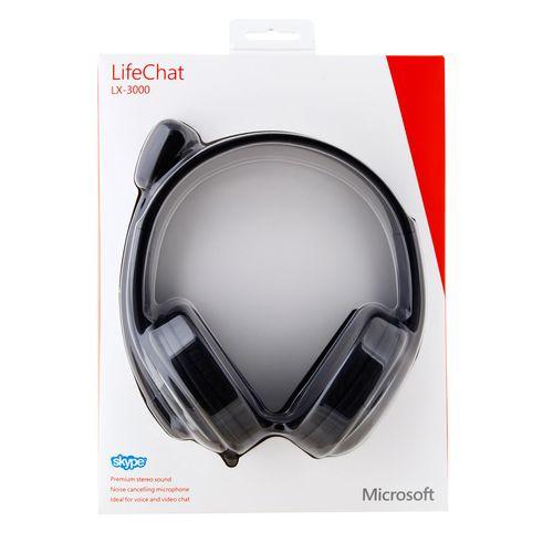 Diadema microsoft lifecha t lx3000