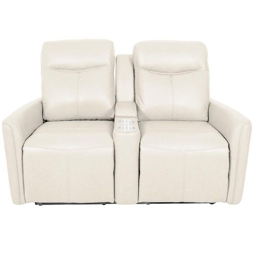 Sofa love seat eléctrico reclinable