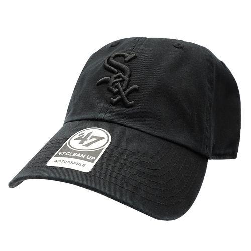 Gorra de hombre 47 red sox negra