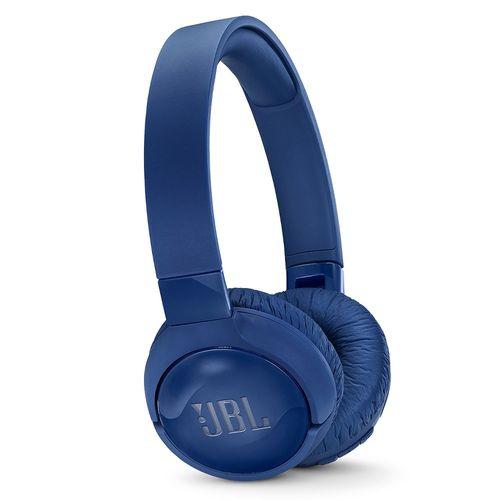 Audífonos JBL bluetooth Tune600 azules