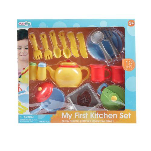 Mi primera cocina