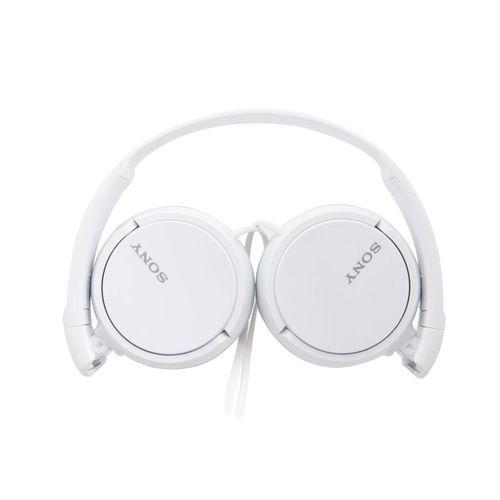 Audifono de diadema blanco sin mic