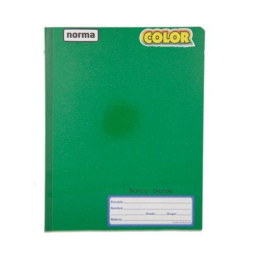 Cuaderno cos blanco color 95 100h