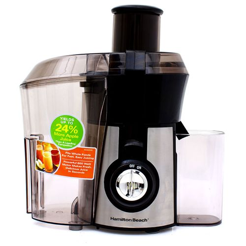Extractor de jugos pro 800w negro