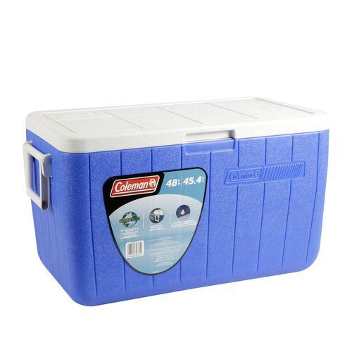 Hielera 48 qt azul