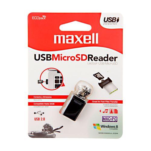 Lector USB para Memorias Micro SD