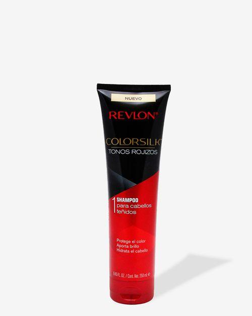 Colorsilk Colorcare Shampoo Red 250ml