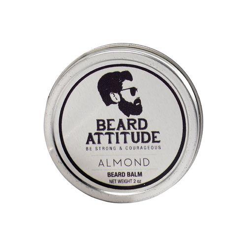 Bálsamo para barba de almendra 2 oz