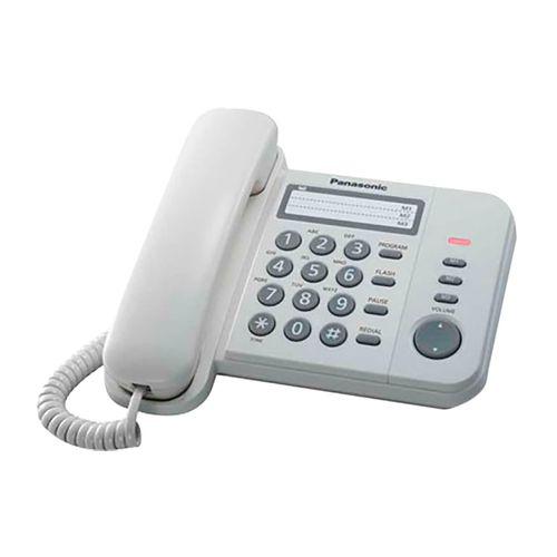 Telefono alambrico - blanco