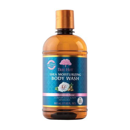 Body Wash Moroccan Rose 502ml
