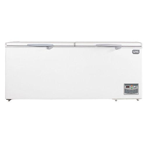 Congelador de 27 PCU 2 puertas