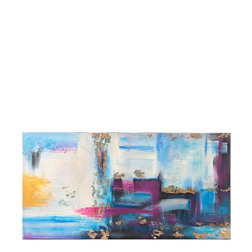 Cuadro abstracto 60x120cm