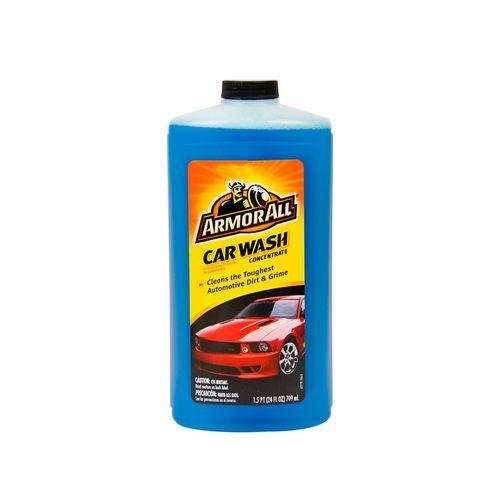 Car wash concentrado armor all 24oz