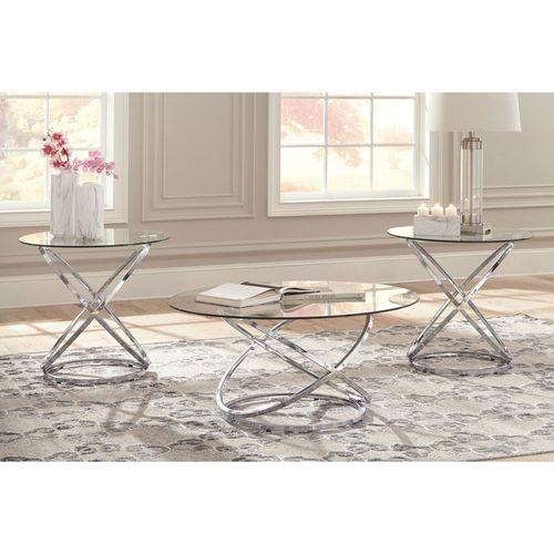 Set de 3 mesas