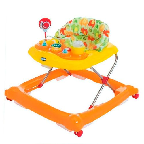 Andadera baby walker circus anaranjada