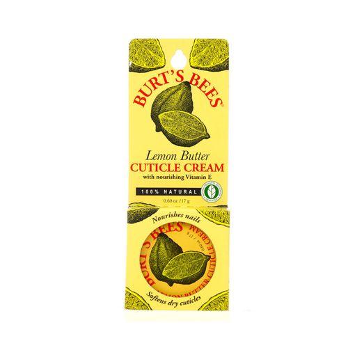 Crema Para Cutículas Con Mantequilla De Limón Y Abejas