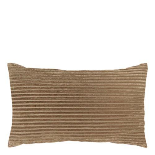 Body pillow corduroy taupe