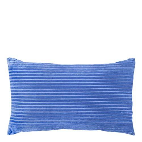 Body pillow corduroy celeste/gris