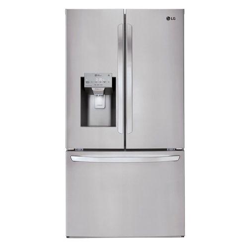 Refrigeradora 793L en acero inoxidable