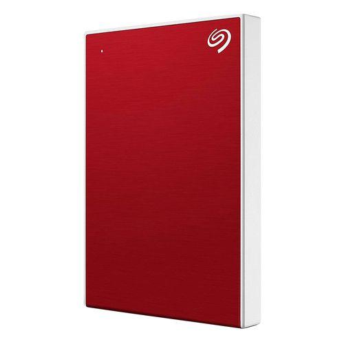 Disco duro externo 1TB Rojo
