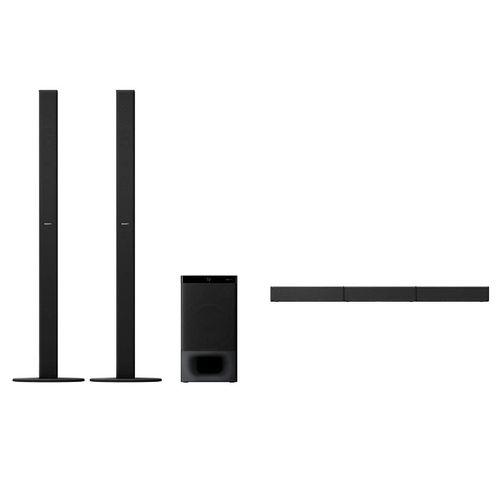 Barra de sonido para Teatro en Casa