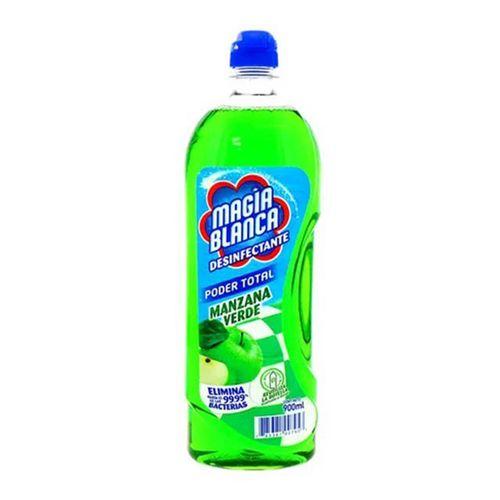 Desinfectante aroma manzana verde