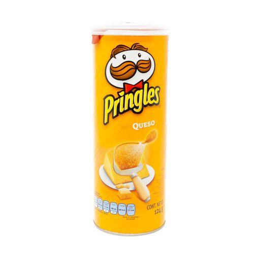 Boquitas Pringles con queso