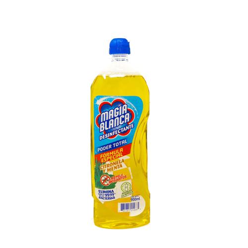 Desinfectante aroma citronela
