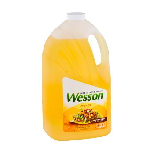 Aceite de maíz