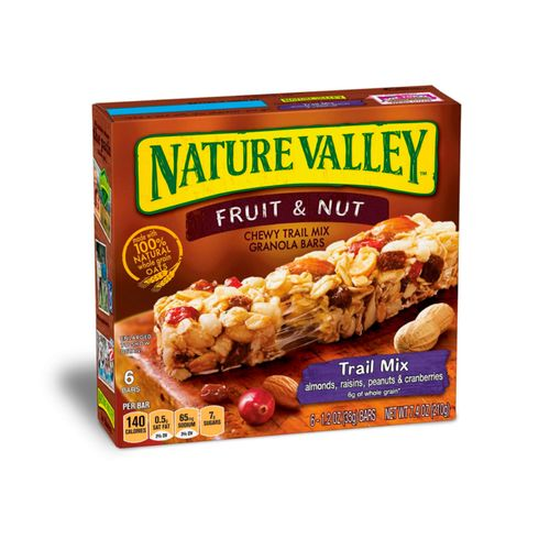 Barra natural chew mix fruit