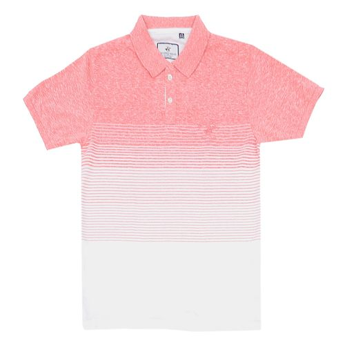 Camisa tipo polo para niño