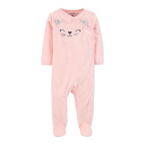 Pijama estampada para niña