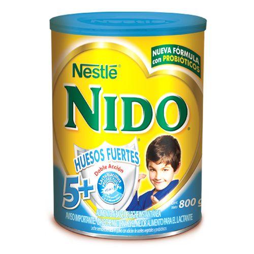 NIDO® 5+ huesos fuertes®