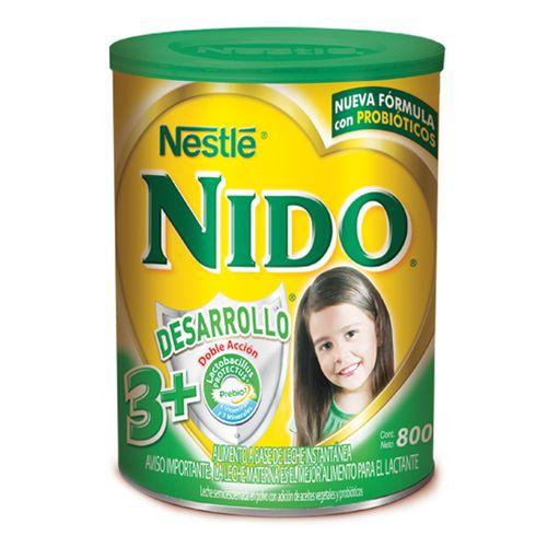 NIDO® 3+ Desarrollo®