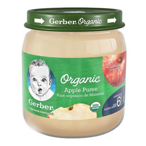 Colado orgánico de manzana