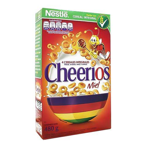 Cereal Cheerios miel