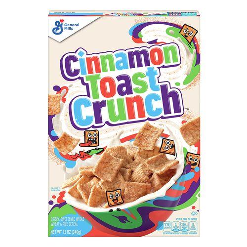 Cereal Cinnamon Toast Crunch