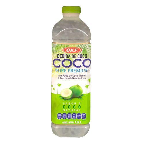 Bebida agua de coco original