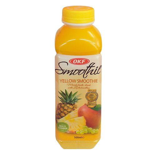 Batido de mezcla de frutas