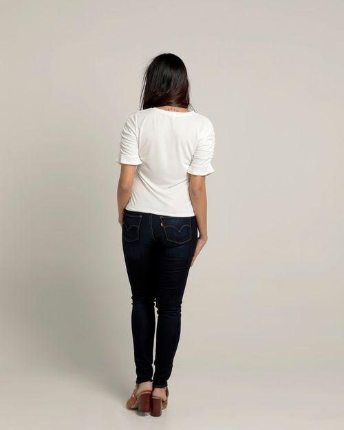 Jeans 711 skinny indigo ridge