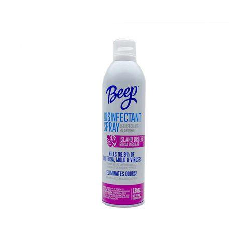 Desinfectante en spray