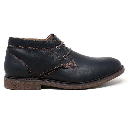 Bota casual de caballero Dockers color negro