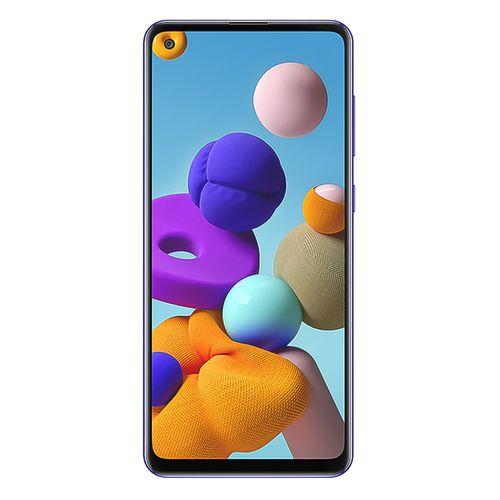 Samsung A21s azul