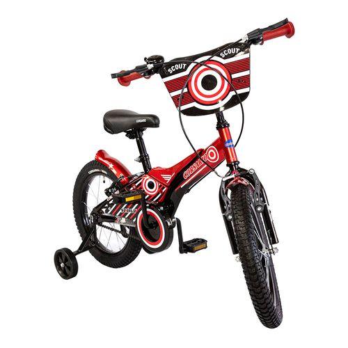 """Bicicleta bmx scout 16"""""""