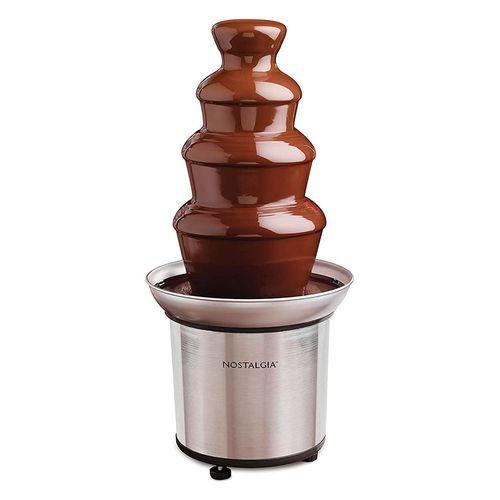 Fuente de chocolate 4 niveles 2lb