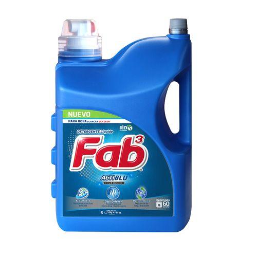 Detergente Acti blu