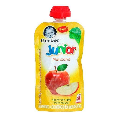 Junior colado de manzana