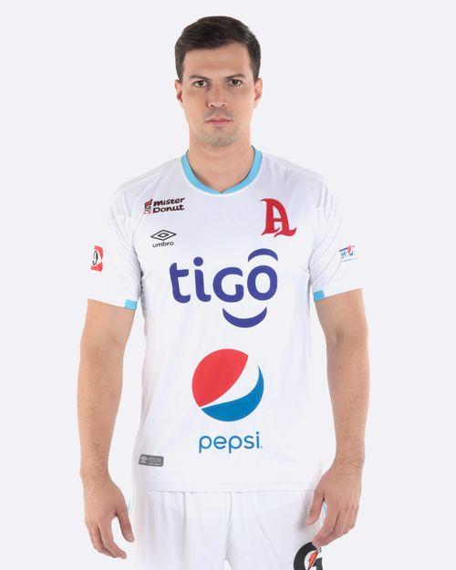 Camiseta oficial Alianza blanca Umbro