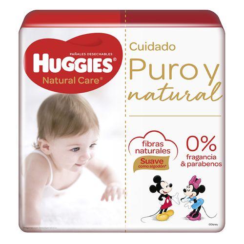 Pañales Huggies Natural Care - talla G