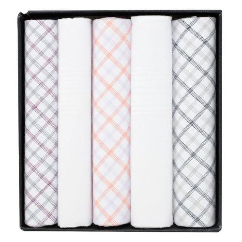 Pañuelos 5 pack estampados